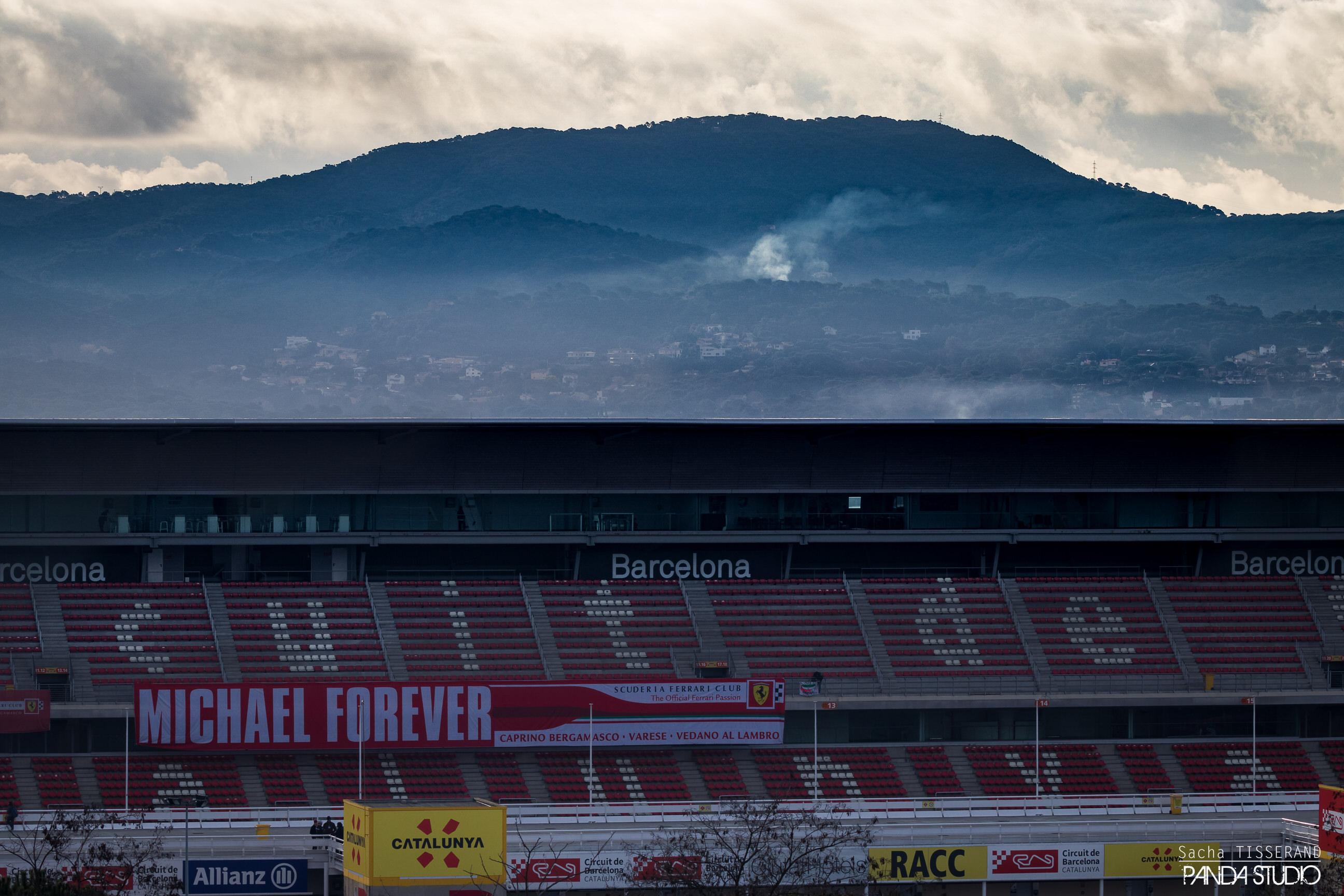 Hommage à Michael Schumacher