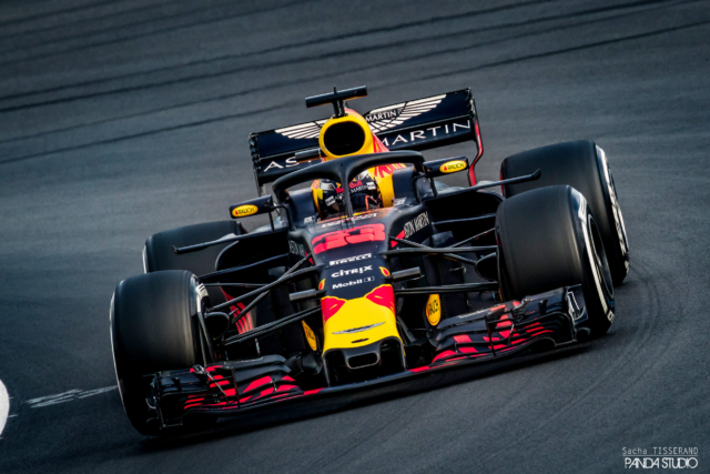 Max Verstappen - Tests hivernaux Barcelone 2018