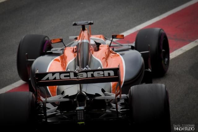 Fernando Alonso - Mc Laren Honda