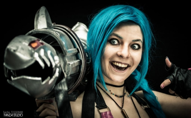 Jinx de League of Legends