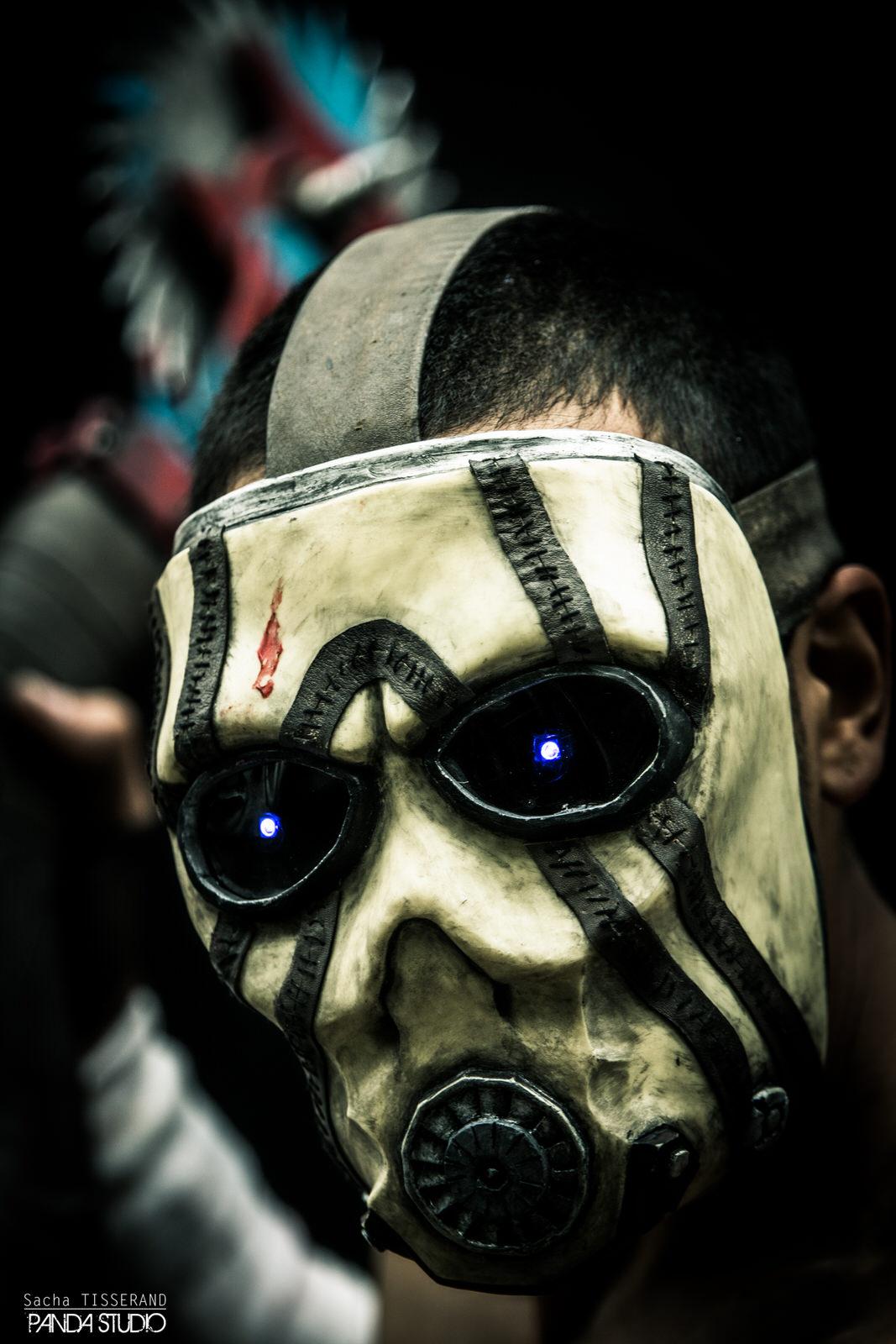 Psycho de Borderlands