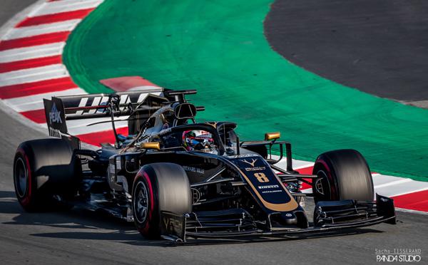 Formule 1 – Essais hivernaux