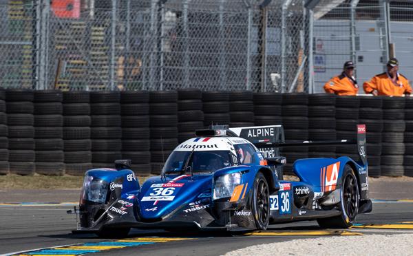 24H du Mans – Essais libres