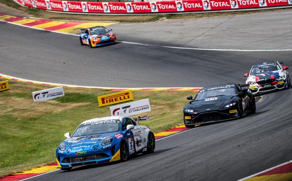 GT4 / Eurocup /24H de Spa 2019