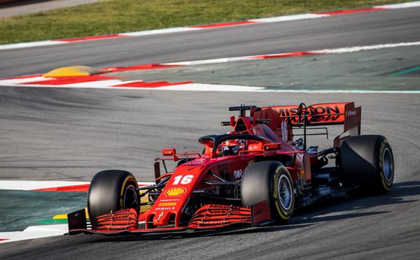 Formule 1 – Essais hivernaux 2020